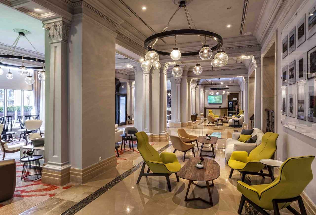 Al Habtoor Group Partners with The Ritz-Carlton Hotel