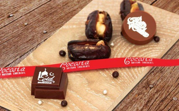 Arabian Ramadan Dates and Chocolate from Cocosia Artisan Chocolates