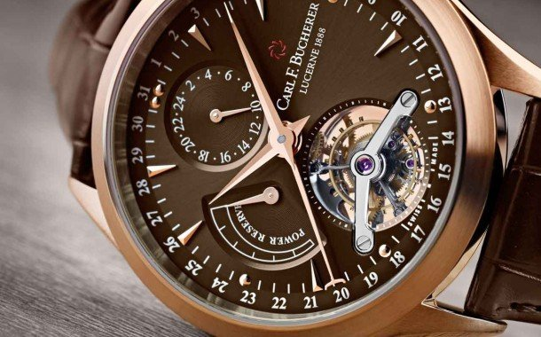 Carl F. Bucherer Manero Tourbillon Limited Edition 2015