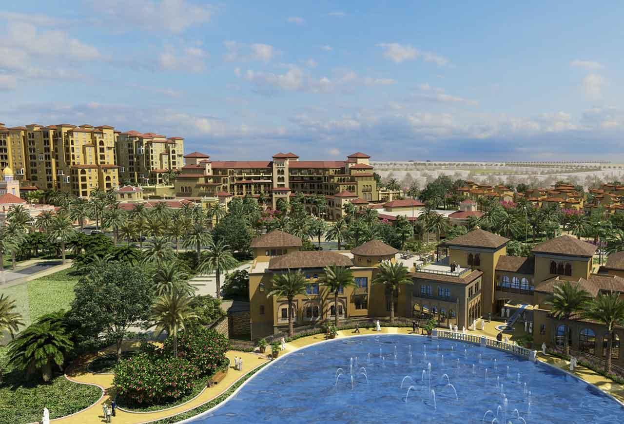 JUMEIRAH GOLF ESTATES PLANS 625 MID-MARKET PROPERTIES
