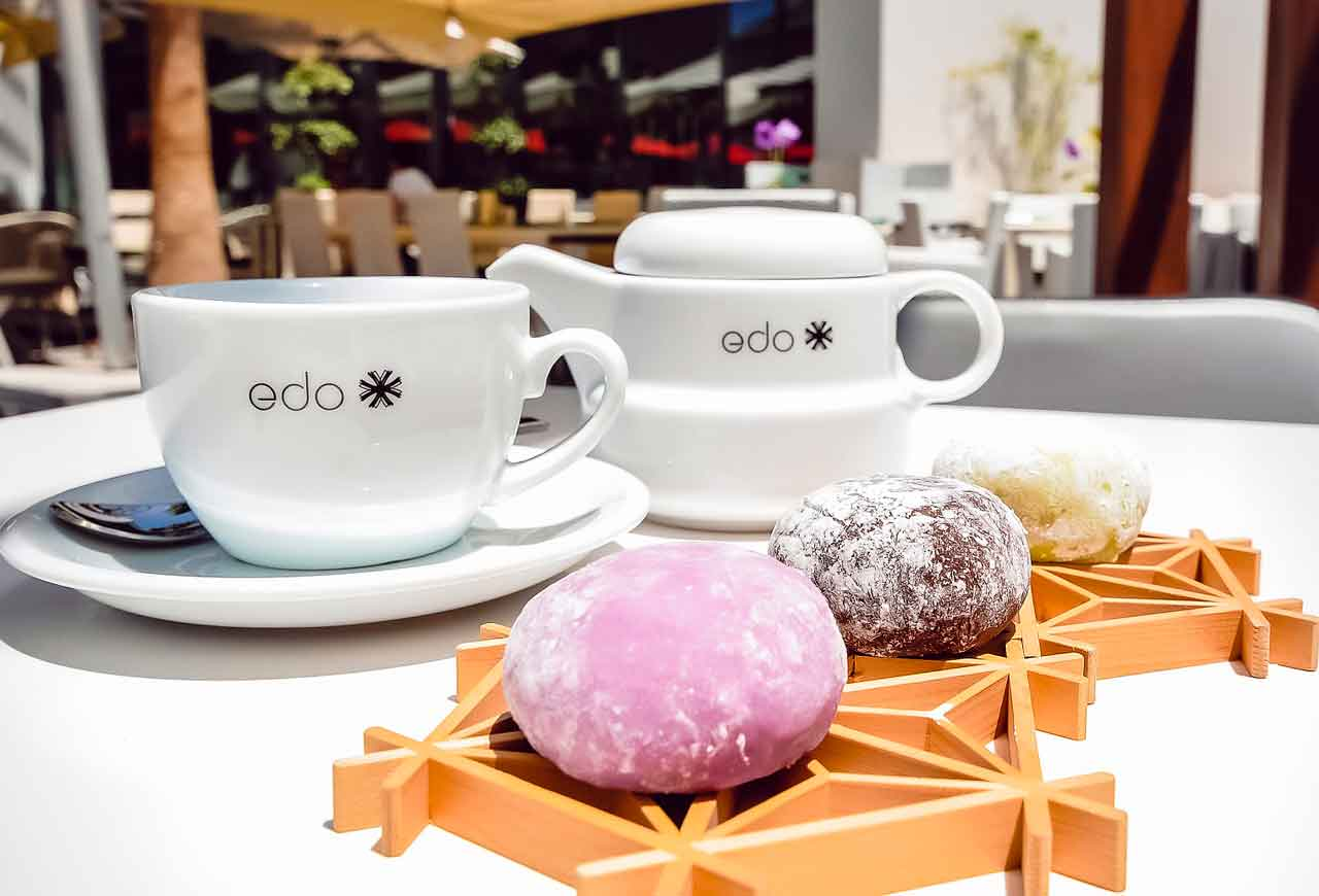 Mochi Cream hosted by Edo Café