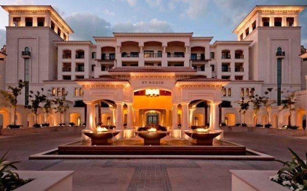 St. Regis Saadiyat Island Resort Awarded Capital's Best Beach Resort