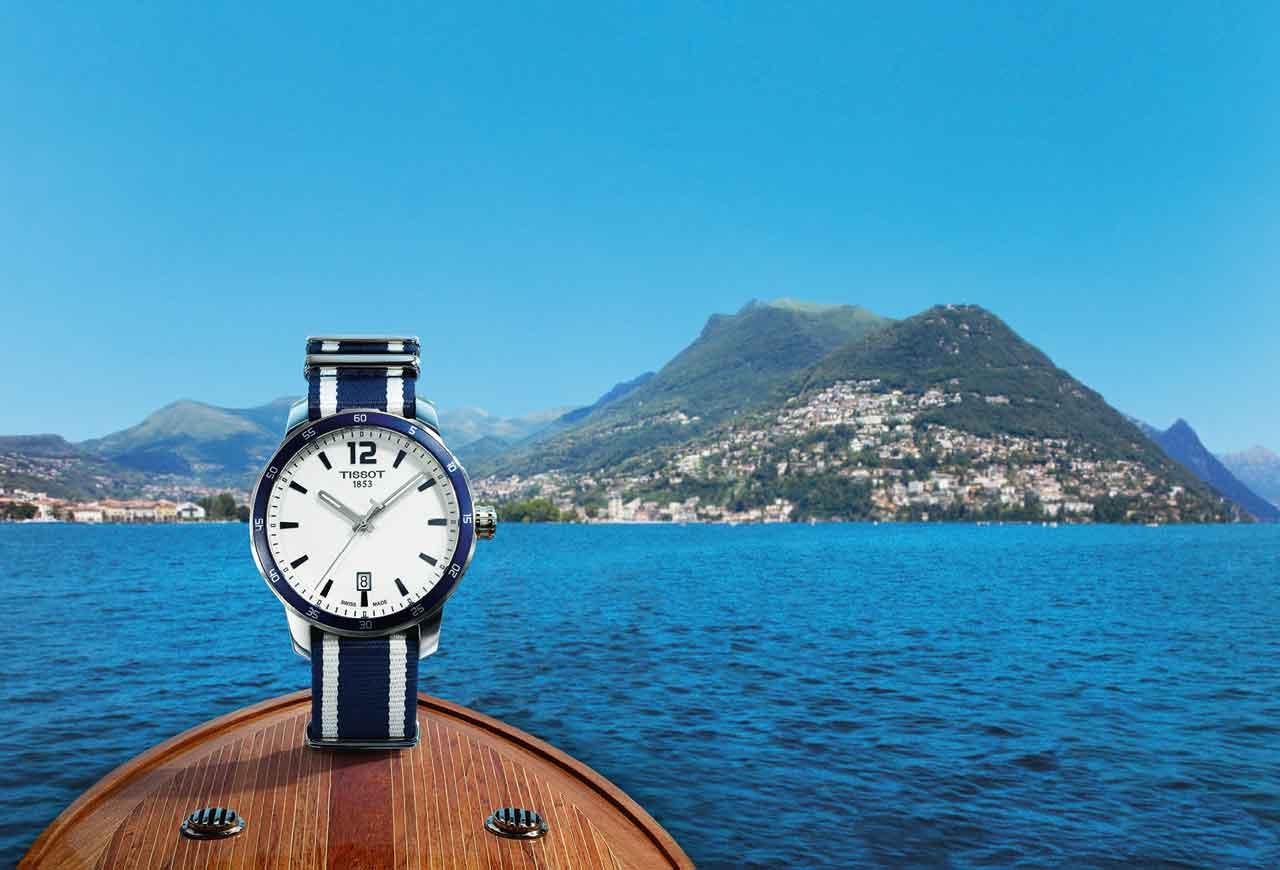 Tissot Quickster Lugano